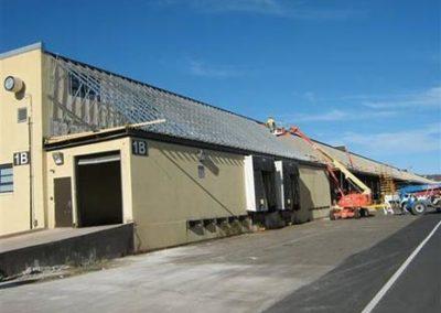 Tobyhanna Army Depot | Partial Canopy Renovations