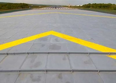 Wilkes Barre/Scranton International Airport | Runway 4/22 EMAS & Installation