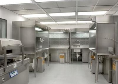 Synthes Spine Company | Cleanroom Expansion