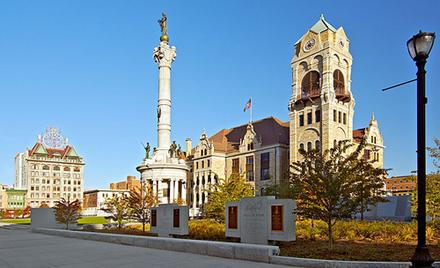 Lackawanna County Courthouse Square | Site Improvements