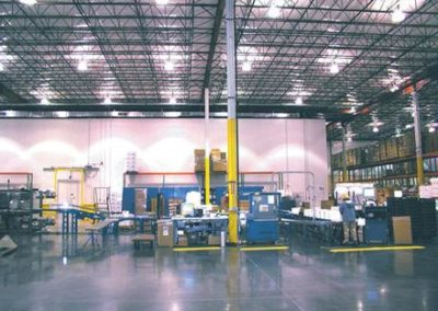 Pharmaceutical Client | Distribution Center