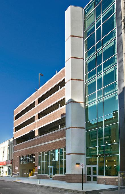 Scranton Parking Authority | Connell Garage | L.R ... |Scranton Parking Authority