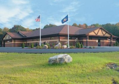 Pocono Mountain Regional Police Headquarters