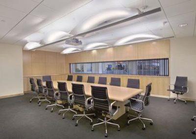 Sanofi Pasteur | Administration Building Millwork