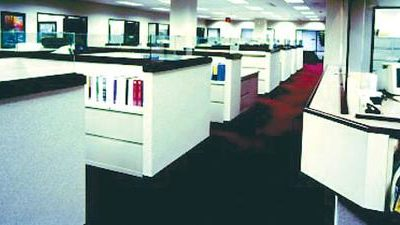 Prudential Securities Inc | Financial Offices Interior Renovation